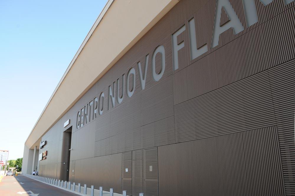 Centro Commerciale Nuova Flaminia – Brescia (BS) Italia